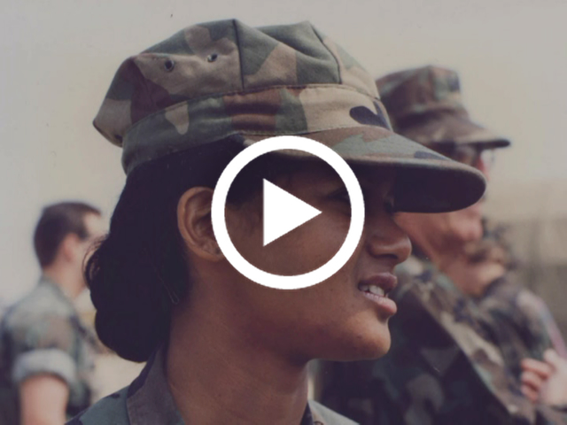 women at war  forgotten veterans of desert storm